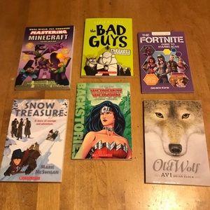 📚 Lot of 6 Kids Books 📚